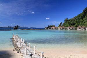 El-Nido Resort island scenery